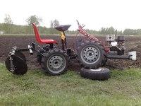 Купить Мотоблок МТЗ Беларус 09Н (9 л.с., колёса 6,5x12.