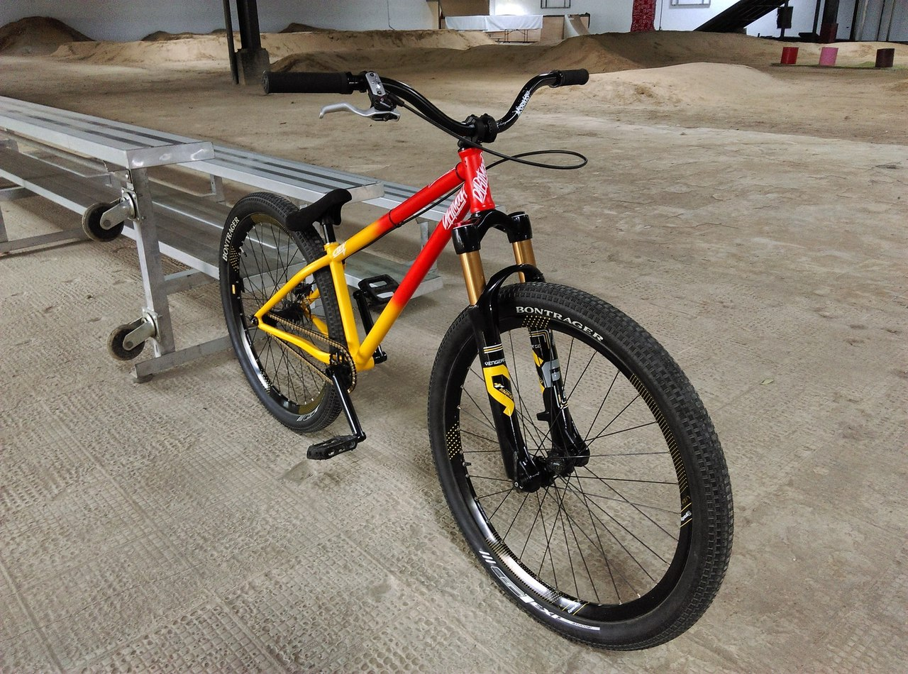 dartmoor mtb bike