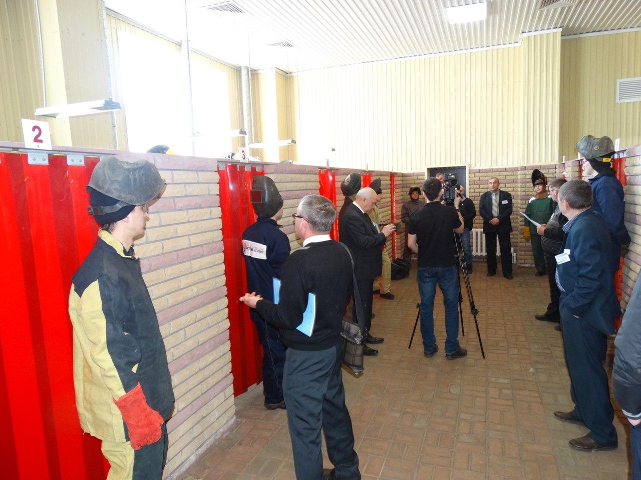 В Альметьевске прошёл конкурс «Лучший по профессии – 2015»