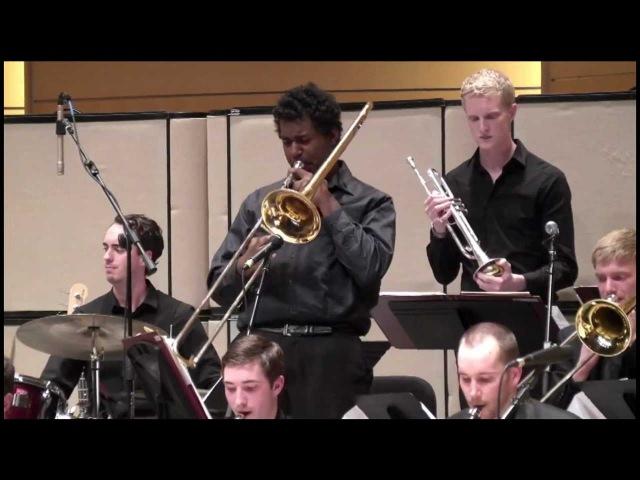 Caravan Central Washington University Jazz Band 1