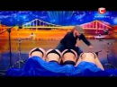 Україна має талант 7 Хорхе Перес Гонсалез Ига на обнаженных ягодицах 28 03 2015