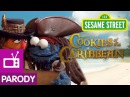 Sesame Street Cookies of the Caribbean Pirates of the Caribbean Parody