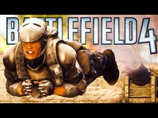 Battlefield 4 Random Moments 54 (Karma Killcams, EOD Squad!)