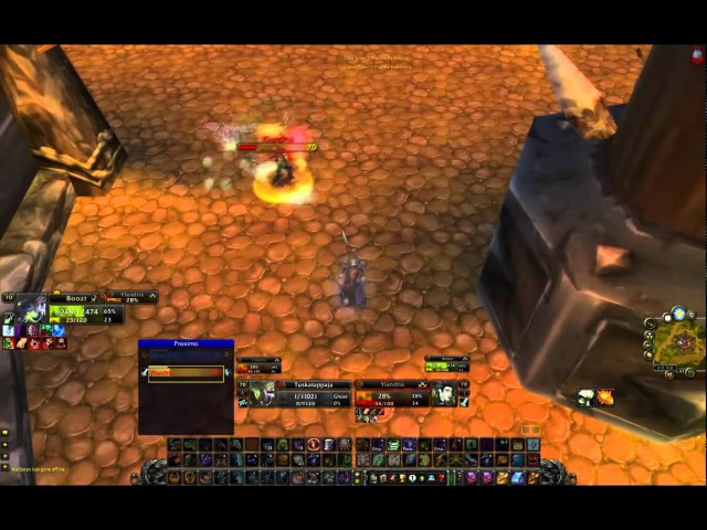 Tuska 4 ft. Boozt - World 1 SpriestRogue s3
