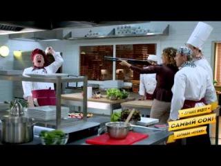 Сериал Кухня - зомби апокалипсис