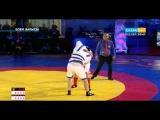 Әлем барысы-2014. Бейбіт Ыстыбаев vs Максим Ширяев (Ресей)