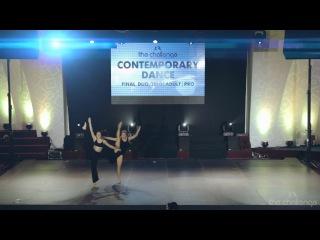 Adults Duo/Trio Pro Contemporary| Фёдоровых Ксения & Прусова Леся |The Challenge Dance Championship