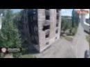 UCRÂNIA - Bombardeios à civis na cidade de Pervomaisk e na vila de Donetsk