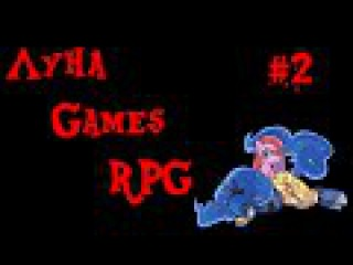 Прохождение Луна Games Rpg #2 [Перепихоны в лабиринте с Пинкаминой О_о]