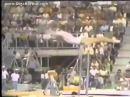 Петля Корбут   запрещённый элемент в спортивной гимнастике!