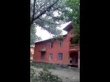 Лутугино минометный обстрел детской поликлиники