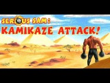 Геймплей игры Serious Sam: Kamikaze Attack! на Android [HD]