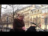 Point Presse de Marine Le Pen devant le Conseil Economique, Social et Environnemental