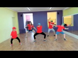 Choreography by - Julia Washetsya-Kalmikova, Zedd feat. Ariana Grande - Break Free (Radio Edit)