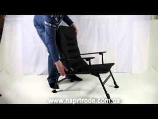 Кресло раскладное кемпинговое SL 102 Ranger - naprirode.com.ua