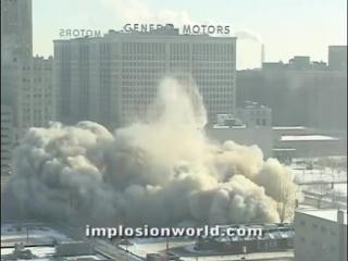 Implosionworld explosive demolition compilation 2003