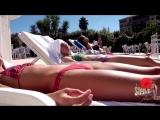 У бассейна - teens by pool wow must see