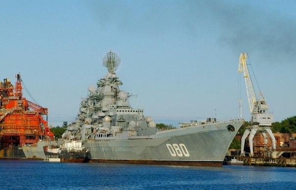 """الطراد الصاروخي الثقيل """"الأدميرال ناخيموف"""" يعود إلى الخدمة Pw_dLPuq7Ac"""