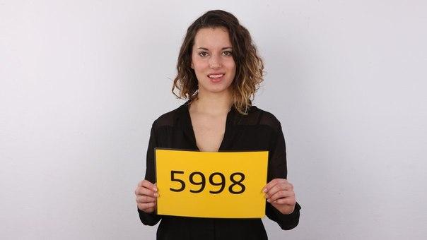 Czech Casting – 5998 – Kristyna