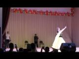 Вальс (соло) (Конкурс по бальным танцам 08.11.2015 г.)
