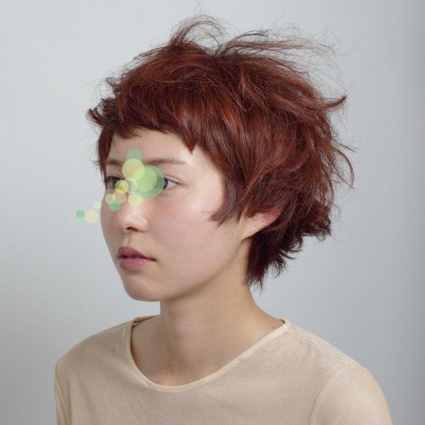 pixie asian haircut short hair pinterest coiffures. Black Bedroom Furniture Sets. Home Design Ideas