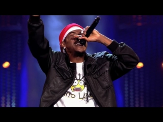 Dr. Rum - Can't Hold Us (The Blind Auditions - The voice of Holland 2014)