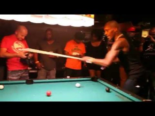 DMX Gets Violated by Pool Table, Moves Wall by Faith