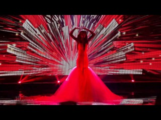 Aminata - Love Injected (Latvia) (The Grand Final ESC Vienna 2015) (UHD-2160p)