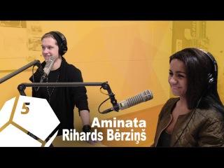 Aminata un Rihards Bērziņš - Supernova 2015 pusfinālisti
