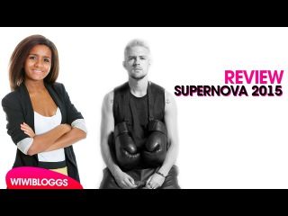 Latvia: Aminata Savadogo wins Supernova 2015 (Review) | wiwibloggs