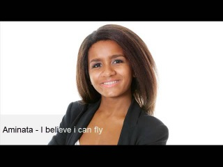 Aminata Savadogo - I believe i can fly