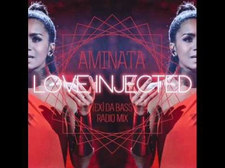 Aminata - Love Injected ([Ex] da Bass Radio Mix) Latvia Eurovision 2015