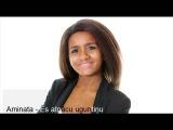 Aminata Savadogo - Es atnācu uguntiņu