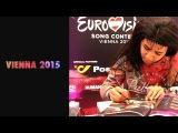 OIKOTIMES: AMINATA SAVADOGO INTERVIEW  EUROVISION 2015