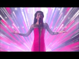 Aminata Savadogo - Love Injected (Latvia Eurovision) General repetition 2 semi-finals