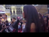 Aminata Red Carpet EUROVISION 2015