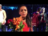 Aminata (Latvia, WINNER of Supernova 2015) Video message