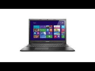 Видео обзор ноутбука Lenovo IdeaPad Z5075