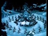 Новогодние мультфильмы   Зимняя сказка