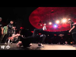 Massive Monkees Day 2015 Bboy Battle UDEF x Silverback x YAK HD