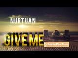 Nurtuan's single - Give Me A Chance (DJMental Blue Remix) on Kairi 93.1 #FM in Dominicano
