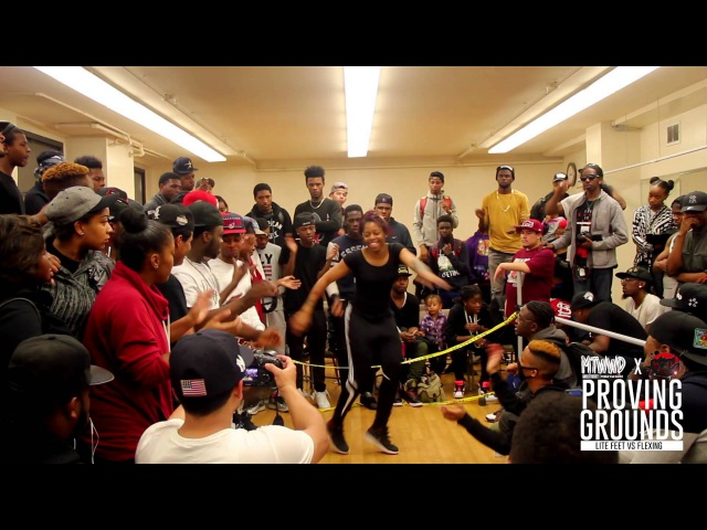 MTWWDxOTGProvingGrounds | Smiley Vs Lady Slic | MTWWD