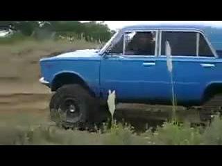 Тазы валят  Турбо ВАЗ 2106 тюнинг колес своими руками