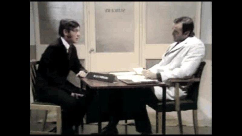 Monty Python - Problem with words, Thripshaws Disease