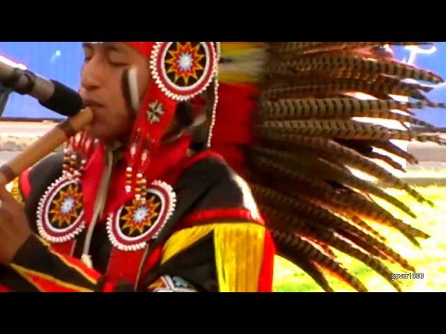 Индейцы из Эквадора WUAUQUIKUNA Санкт Петербург 2013