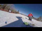 Сноубординг от первого лица