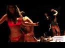 Горячий танец колумбийских девочек!