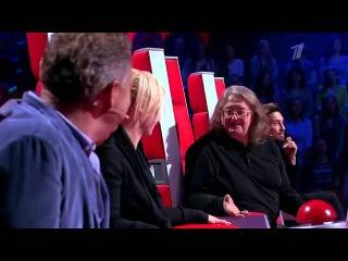 Шоу ГОЛОС Градский не узнал собственного сына