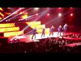 Backstreet Boys Sydney Concert (Part 1) (Opening Song) 09052015