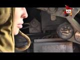 Звезда «Уральских пельменей» Юлия Михалкова научилась ездить на танке